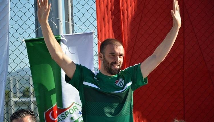 Bursaspor'da Serdar Kurtuluş ile yollar ayrıldı