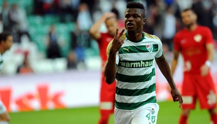 Bursasporlu Mikel Agu'ya Porto'dan çağrı