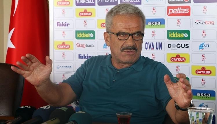 Çaykur Rizespor'da Hasan Kemal Yardımcı: ''Tarihi bir süreç..''