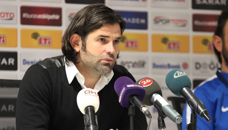 Çaykur Rizespor'da İbrahim Üzülmez takımın sorununu açıkladı