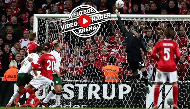 Danimarka - İrlanda Cumhuriyeti maçı özeti (İZLE)