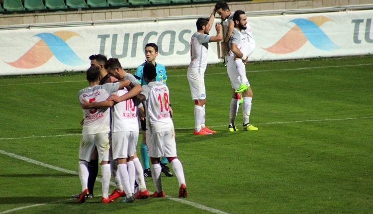 Denizlispor 0-2 Balıkesirspor maç özeti ve golleri