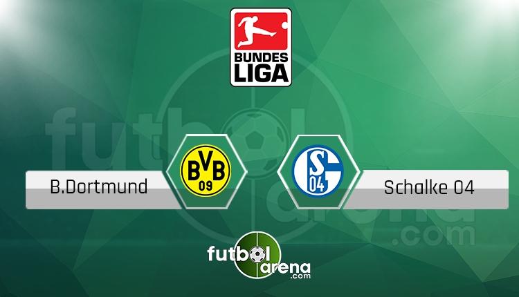 Dortmund - Schalke saat kaçta, hangi kanalda? (İddaa Canlı Skor)