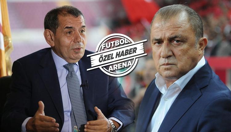 Dursun Özbek ve Fatih Terim bir araya geldi mi?
