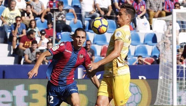 Enes Ünal'ın Levante - Girona maçında attığı gol (İZLE)
