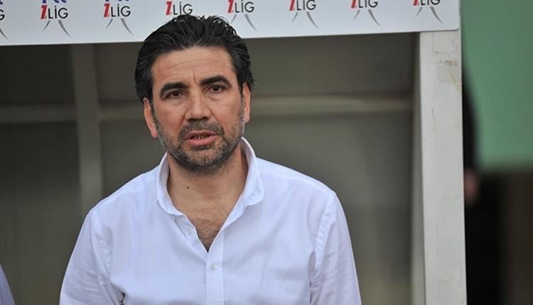 Erzurumspor'da Osman Özköylü ile yollar ayrıldı
