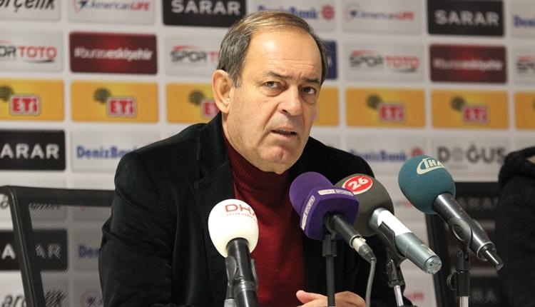 Eskişehirspor'da Yücel İldiz: 'Umarım herkese mesaj olur'