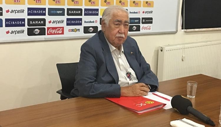 Eskişehirspor'un kurucu başkanından şok istek!