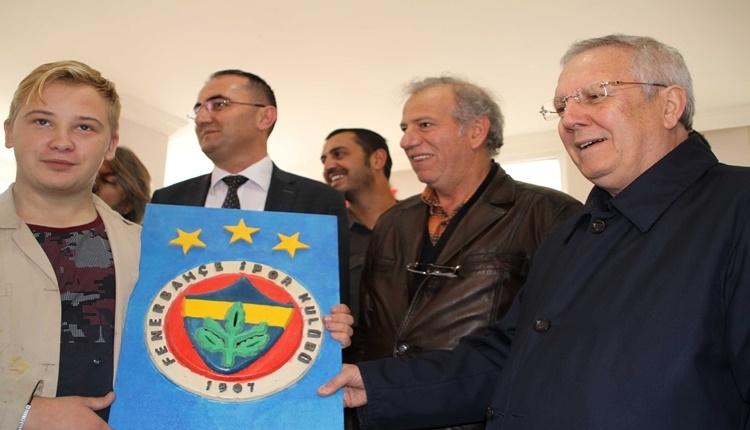 Fenerbahçe Başkanı Aziz Yıldırım'dan Tekirdağ'a ziyaret