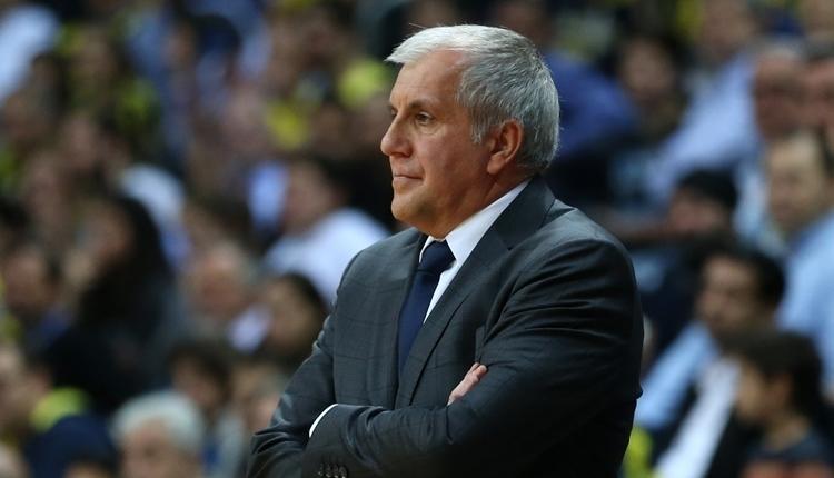 Fenerbahçe Doğuş'ta Obradovic'ten hakeme tepki