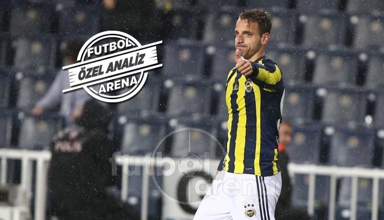 Fenerbahçe - Sivasspor maçına Roberto Soldado damgası
