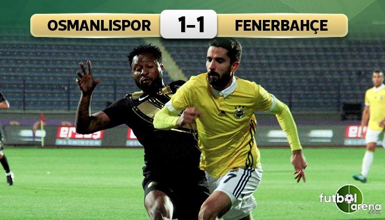 Fenerbahçe son dakika golüyle yıkıldı