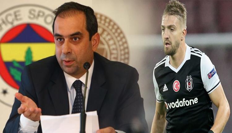 Fenerbahçe yöneticisi Şekip Mosturoğlu'ndan Caner Erkin açıklaması