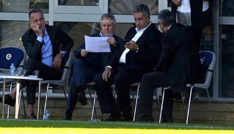 Fenerbahçe yönetiminden futbolculara prim müjdesi