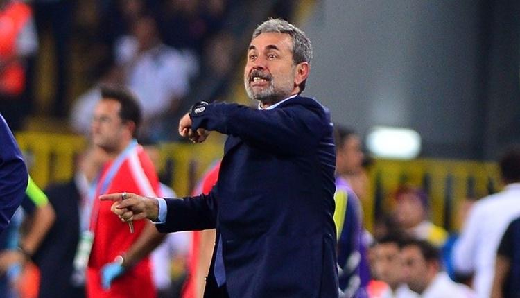 Fenerbahçe'de Aykut Kocaman, Antalyaspor maçı öncesi korkusu