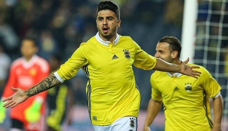 Fenerbahçe'de Aykut Kocaman, Ozan Tufan'ı sağ beke koyacak