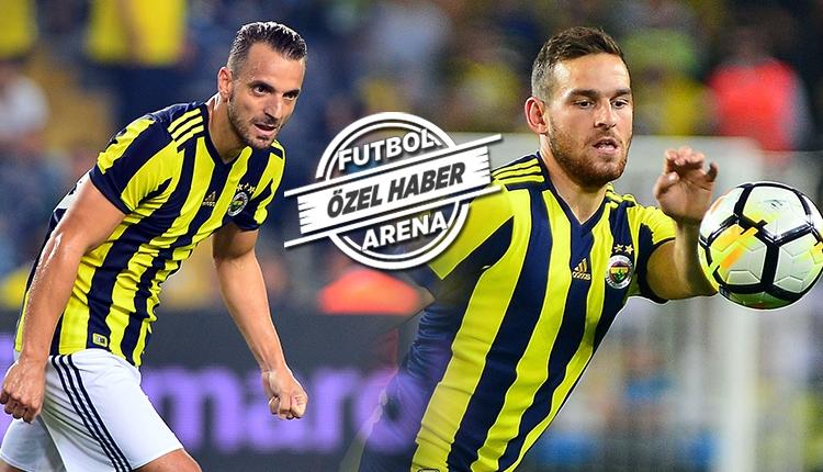 Fenerbahçe'de Aykut Kocaman'dan flaş karar! Soldado mu, Janssen mi?