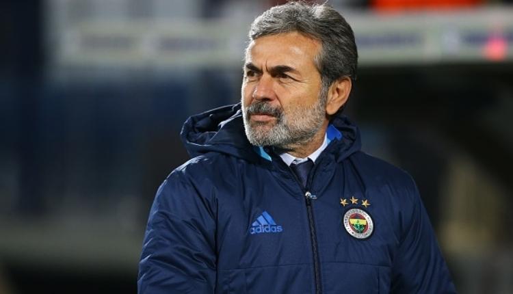 Fenerbahçe'de Aykut Kocaman'fan flaş sözler ''Futbolcular sabote etti''