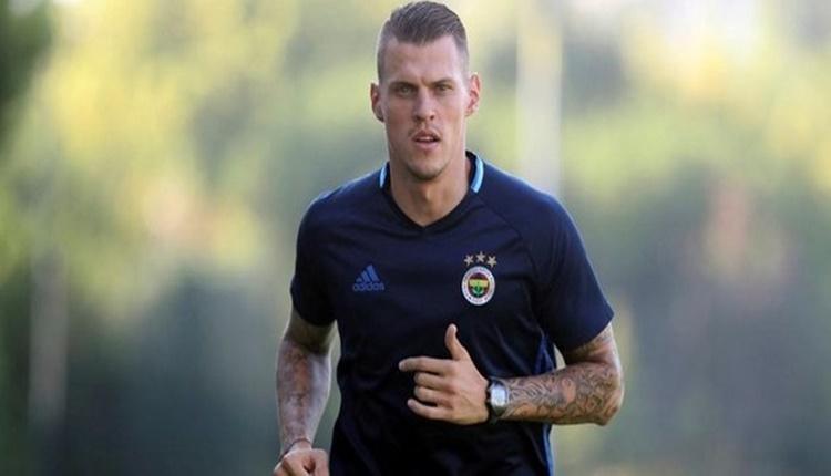 Fenerbahçe'de Aykut Kocaman'ın Martin Skrtel kararı