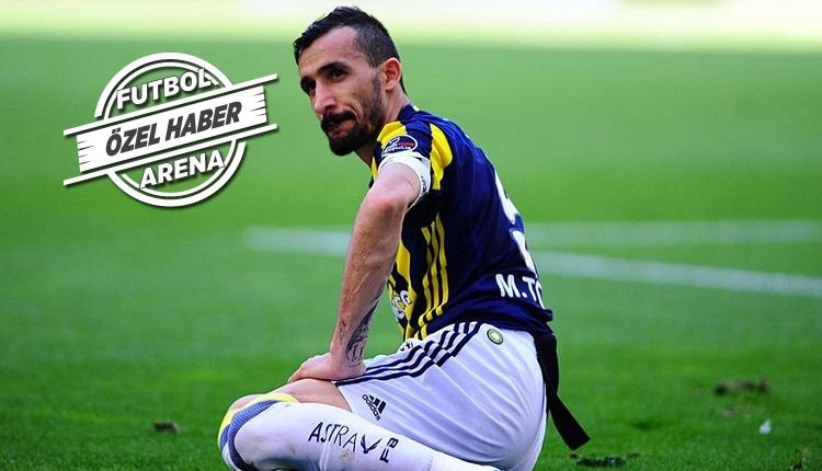 Fenerbahçe'de Aykut Kocaman'ın Mehmet Topal'ı Sivasspor maçında 11'e alma sebebi