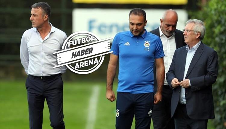 Fenerbahçe'de Aziz Yıldırım motivasyon toplantısı! Neler dedi?