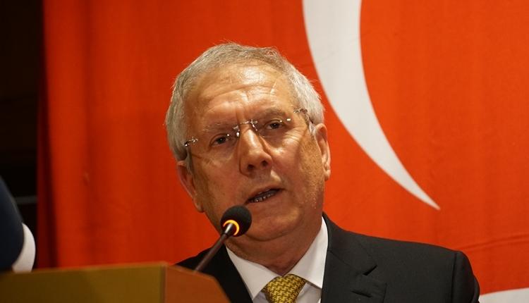 Fenerbahçe'de Aziz Yıldırım'dan Denizlispor maçı itirafı