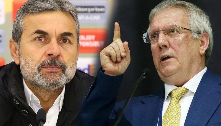 Fenerbahçe'de Aziz Yıldırım'dan gece yarısı çok sert açıklama