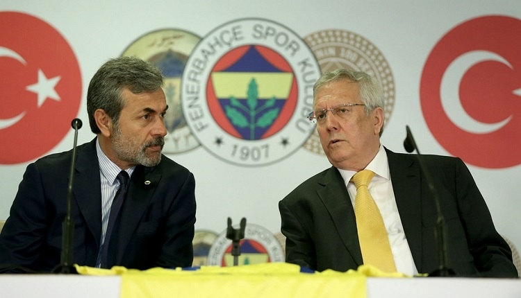 Fenerbahçe'de Aziz Yıldırım'la konuşmasını Rıdvan Dilmen canlı yayında anlattı