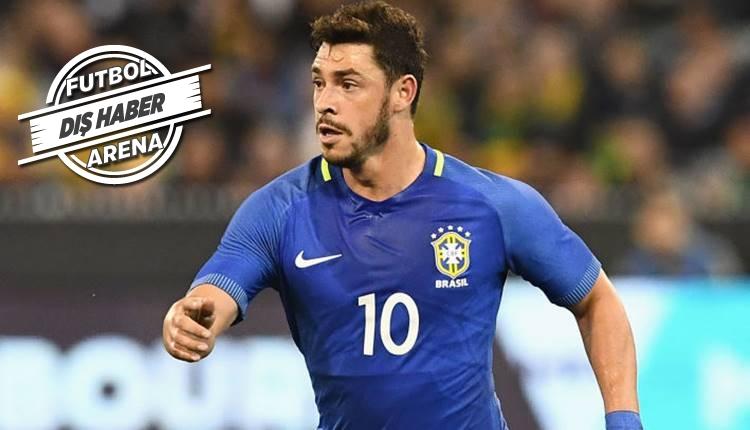 Fenerbahçe'de Giuliano'dan Dünya Kupası sözleri