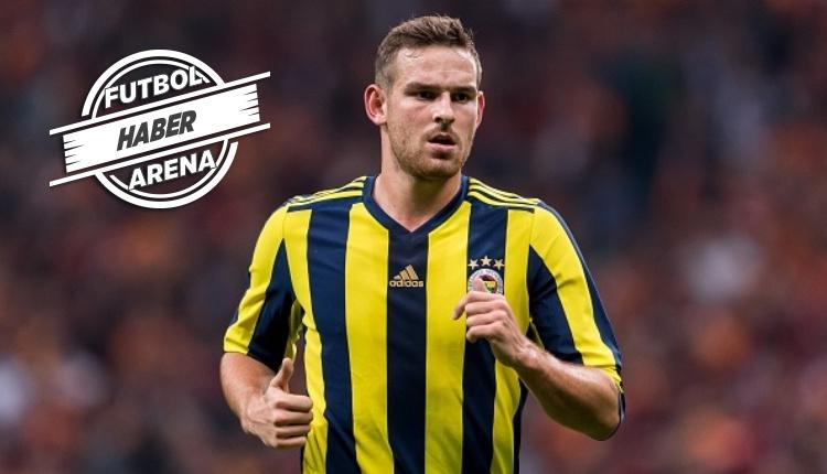 Fenerbahçe'de Janssen'in sakatlığında son durum