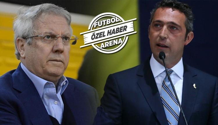Fenerbahçe'de tarihi kongre öncesi flaş gelişme! Aziz Yıldırım ve Ali Koç...