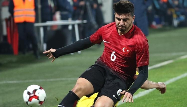 Fenerbahçe'de Ozan Tufan'dan sevindirici haber