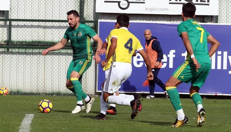 Fenerbahçe'de Roberto Soldado ilk golünü attı