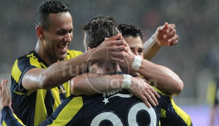 Fenerbahçe'de Roberto Soldado kulübün hat-trick hasretini bitirdi