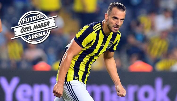 Fenerbahçe'de Roberto Soldado'nun sakatlığında yeni gelişme