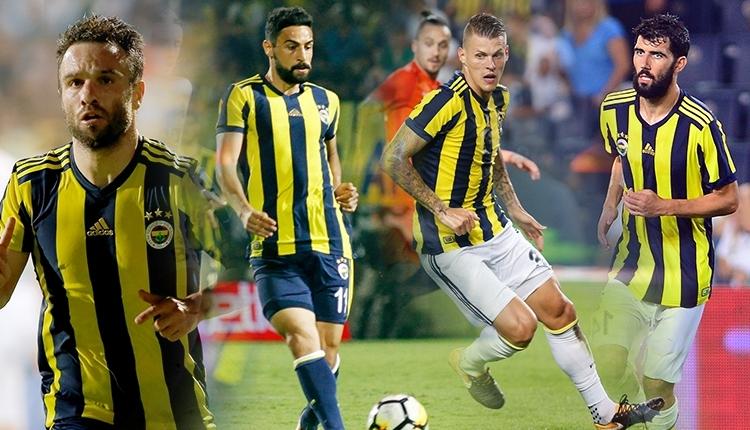 Fenerbahçe'de sakat futbolcularda son durum