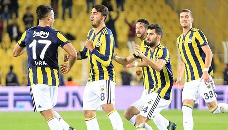 Fenerbahçe'de tek teselli Ozan Tufan
