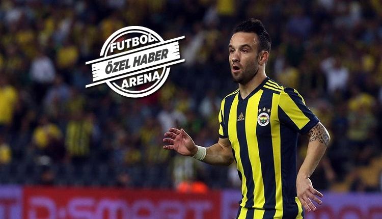Fenerbahçe'de Valbuena Antalyaspor maçında forma giyebilecek mi?