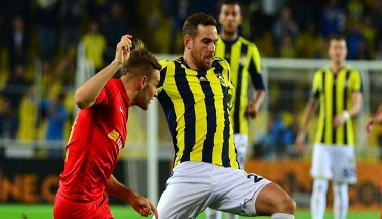 Fenerbahçe'de Vincent Janssen'in pozisyonu VAR'a göre penaltı!