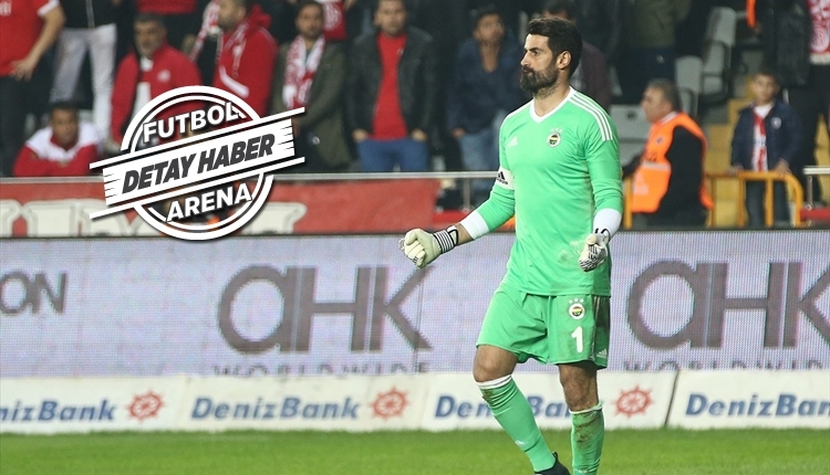 Fenerbahçe'de Volkan Demirel gol yeme serisine son verdi