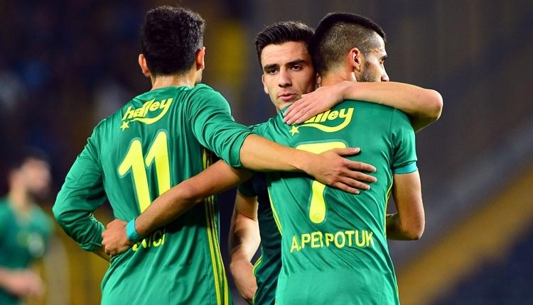 Fenerbahçe'den 11 ay sonra bir ilk
