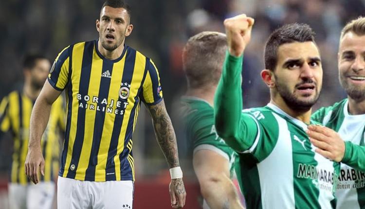 Fenerbahçe'den Fernandao, AzizBehich transferi takası