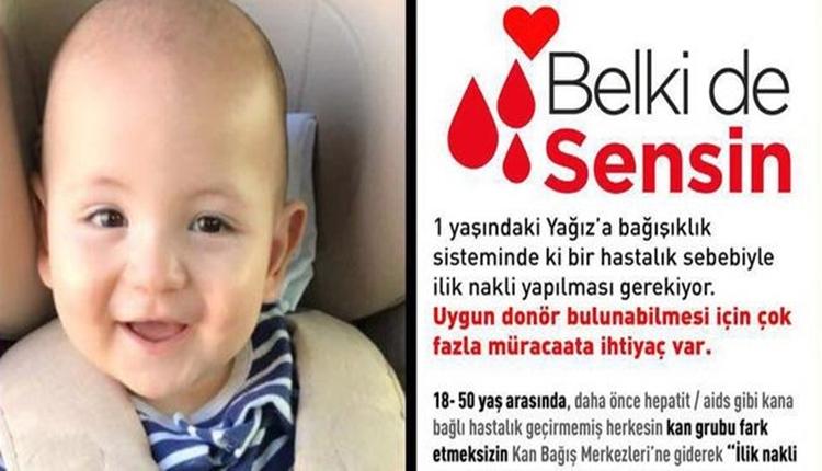 Fenerbahçe'den Yağız bebek için yardım çağrısı
