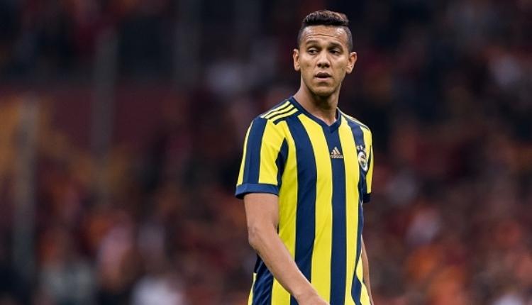 Fenerbahçeli Josef de Souza: ''Üzülüyoruz''