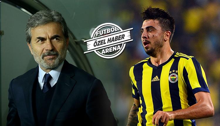 Fenerbahçeli Ozan Tufan, Kayserispor maçında tıkandı