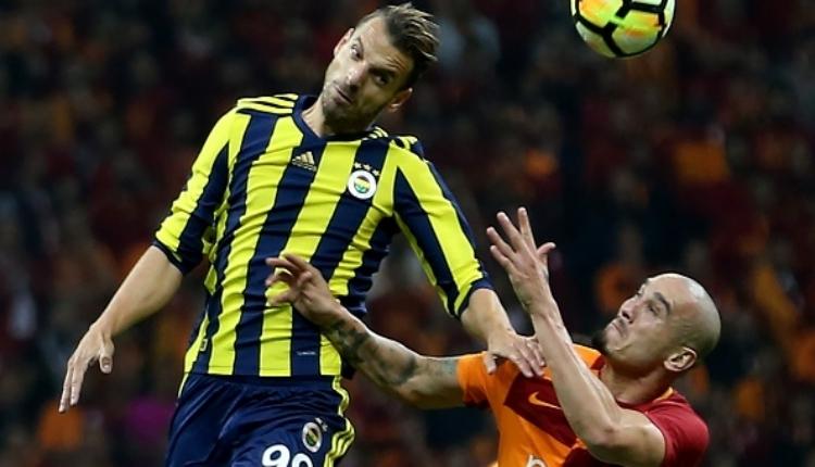 Fenerbahçeli Roberto Soldado eski günlerini arıyor