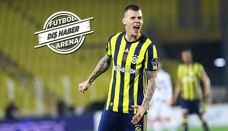 Fenerbahçeli Skrtel'den flaş açıklama: