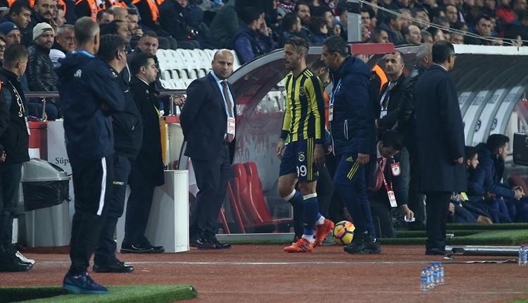 Fenerbahçeli Soldado, Antalyaspor maçında fedakarlık yaptı