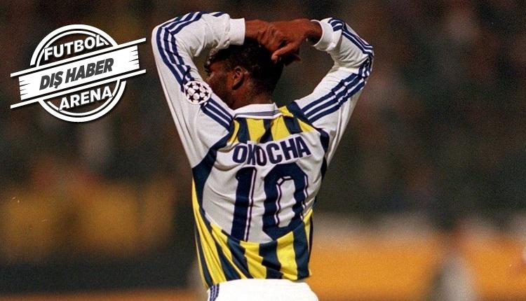 Fenerbahçe'nin efsanesi Okocha'nın yeğeni Alex Iwobi: