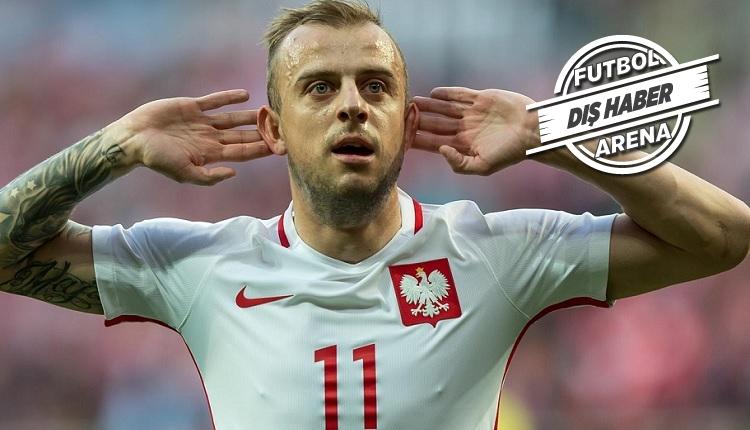 Fenerbahçe'ye transferi alkol ve kumar yüzünden iptal edildi! Kamil Grosicki